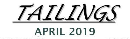 Apr 2019 Newsletter