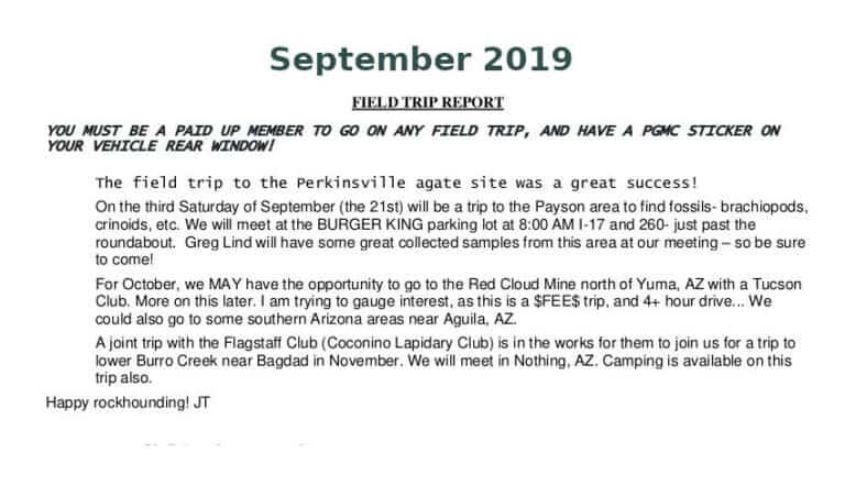Sep 2019 Field Trip Thumb