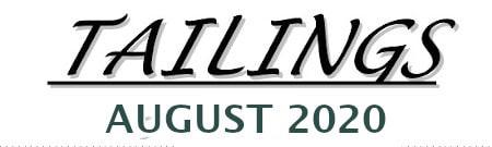 Aug 2020 Newsletter