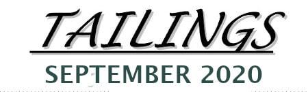 Sep 2020 Newsletter