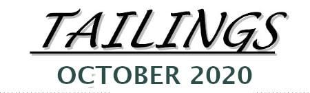 Oct 2020 Newsletter