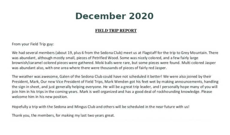 Dec 2020 Field Trip Thumb