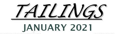 Jan 2021 Newsletter
