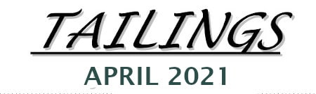 Apr 2021 Newsletter