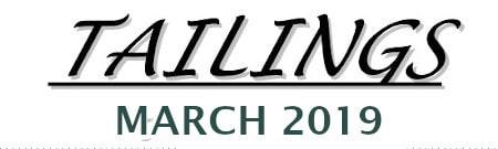 Mar 2019 Newsletter