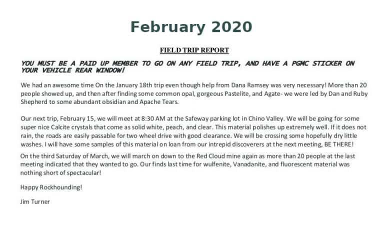 Feb 2020 Field Trip Thumb