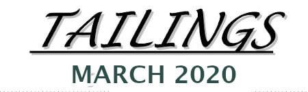Mar 2020 Newsletter