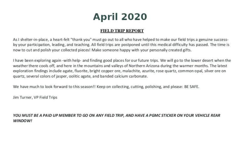Apr 2020 Field Trip Thumb