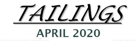 Apr 2020 Newsletter
