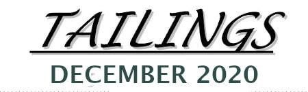 Dec 2020 Newsletter