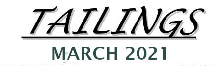 Mar 2021 Newsletter